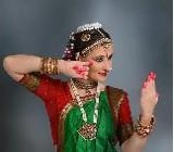 Светлана               Баркун: Танец бхаратанатьям