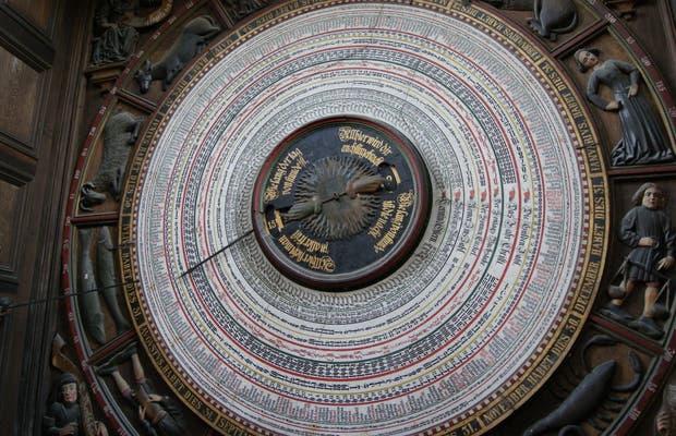 rostock-astronomical-clock