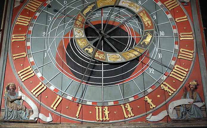 Lund Astronomical Clock