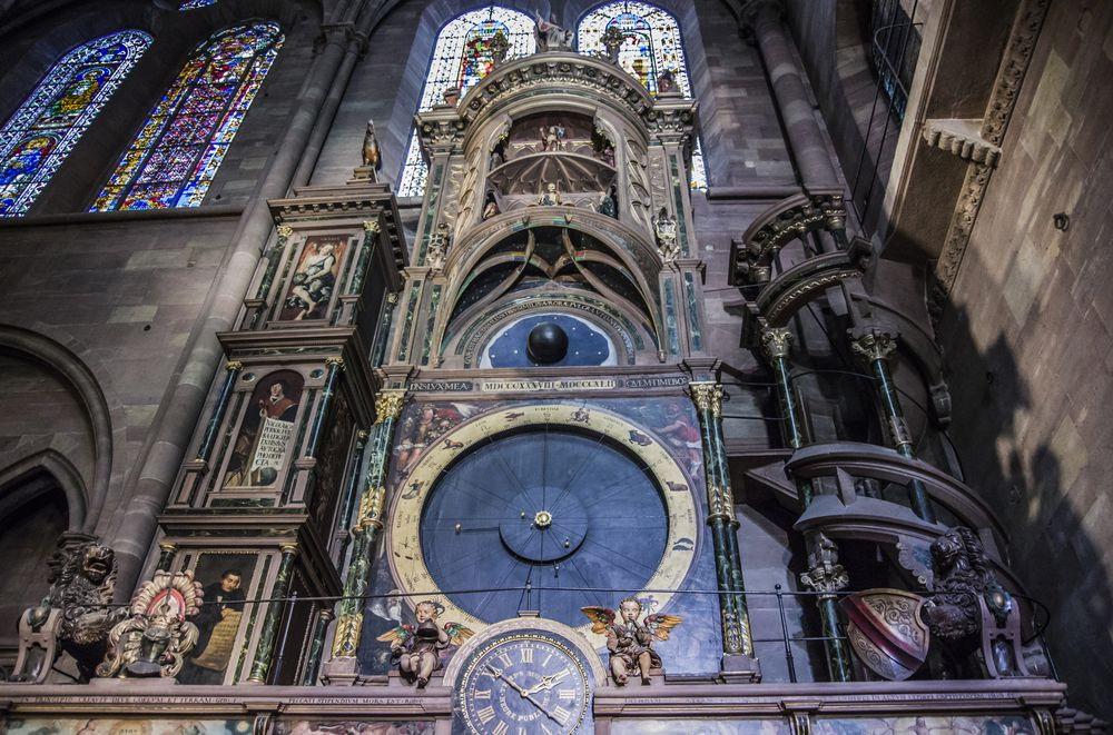 strasbourg-clock